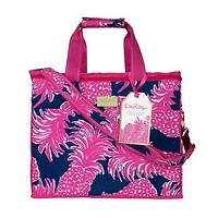 Insulated Cooler in Flamenco by Lilly Pulitzer