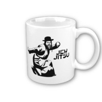 Jew Jitsu Mug from Zazzle.com