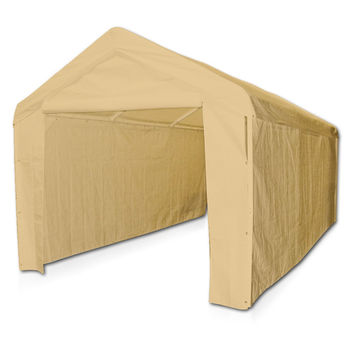 New Clevr 10'x20' Canopy Car Heavy Duty Gazebo Pavilion