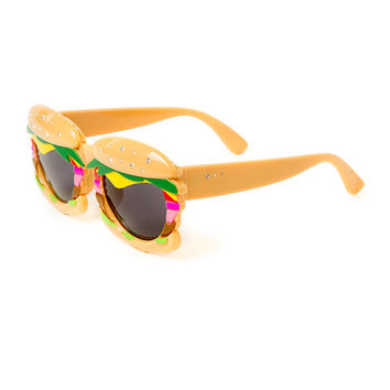 Katy Perry Hamburger Sunglasses