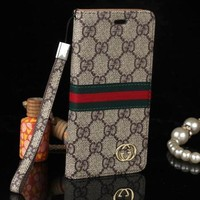 Perfect Gucci Fashion Print iPhone Phone Cover Case For iphone 6 6s 6plus 6s-plus 7 7plus