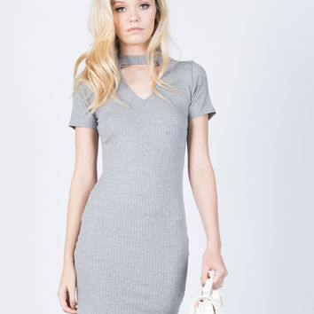 Perfect Fit Bodycon Dress