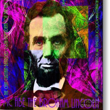 Mc Abe The Broham Lincoln 20140217m88 Metal Print