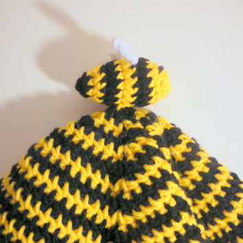 Bumble Bee Lovey / Security Blanket PDF Crochet Pattern INSTANT DOWNLOAD