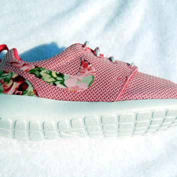 Custom Nike Roshe Shoes - Women's