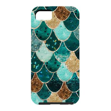 Monika Strigel Really Mermaid Cell Phone Case