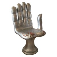 Pre-owned Pedro Friedeberg Style Hand Chair