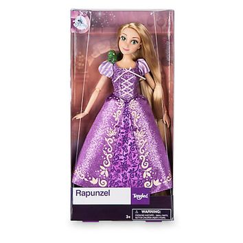 Disney Store Princess Rapunzel with Pascal Classic Doll New with Box