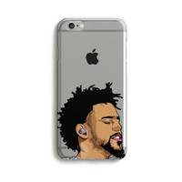 J Cole Close Eye For iPhone 6 6s 6 Plus 6s Plus SE