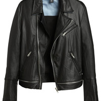 Leather Biker Jacket – ksubi