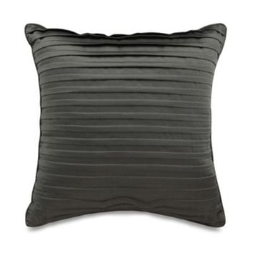 Tangiers Square Toss Pillow in Grey