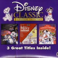 101 Dalmatians Collection: 101 Dalmations Print Studio, Animated Storybook, 102 Dalmations Puppies to the Rescue