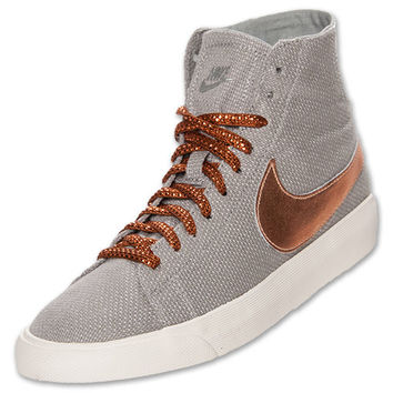 Women's Nike Blazer Mid Deconstruct PRM Casual Shoes