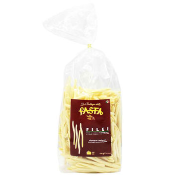 Traditional Italian Filei Pasta by La Bottega 17.6 oz