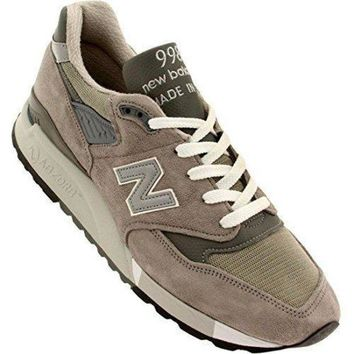 DCCK8NT new balance men m998 gray