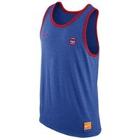 Nike Chicago Cubs Cooperstown Tri-Blend Tank