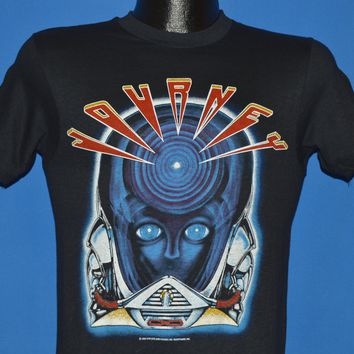 80s Journey Frontiers '83 Album Tour Deadstock t-shirt Small