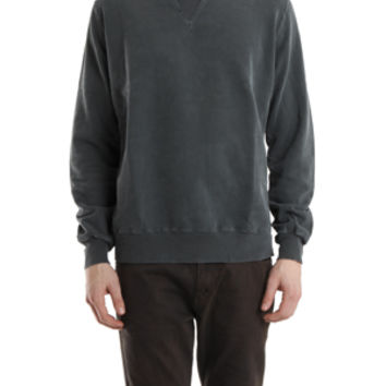 Remi Relief Crew Neck Sweatshirt Charcoal