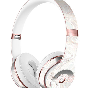 Slate Marble Surface V26 Full-Body Skin Kit for the Beats by Dre Solo 3 Wireless Headphones