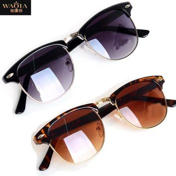 Eyewear Classic Retro Unisex Sunglasses Women Men Sun Glasses 2 Colors