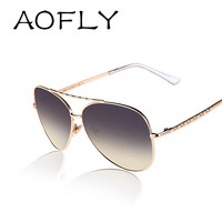 2015 Newest Brand Designer Women Sunglasses Fashion Gradient Aviator Sunglasses Women Men gafas oculos de sol Feminino Masculino