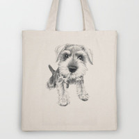 Schnozz Tote Bag by Beth Thompson | Society6