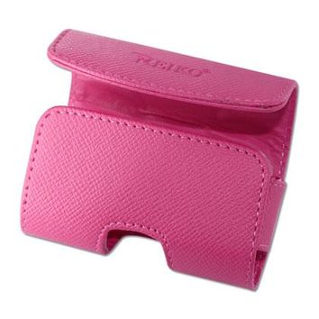 HORIZONTAL POUCH HP1023A SIZE:S HOT PINK 3.5X1.9X0.9 INCHES: Case Of 120
