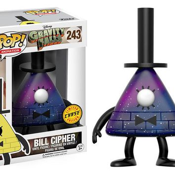 Gravity Falls Bill Cipher Chase Pop! Vinyl Figure