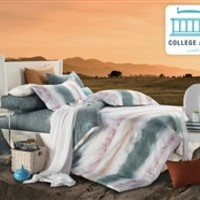 Sunset Plains Twin XL Comforter Set - College Ave Designer Series College Items Best Bedding For College
