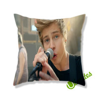 Luke Hemmings Show Square Pillow Cover
