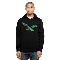 '47 Philadelphia Eagles Knockaround Headline Pullover Mens Hoodie