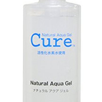 Cure Natural Aqua Gel 250ml - Best selling exfoliator in Japan!