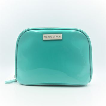 Brand New Moroccanoil Blue Travel Cosmetic Bag {2 Bags}