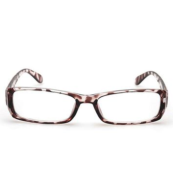 Women Men Eyeglasses Retro Vintage Optical Reading Spectacle Eye Glasses Frame Unisex Len Clear Chic Oculos De Grau Femininos