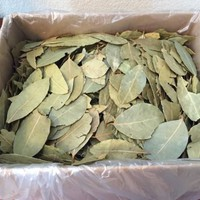 Bay Leaves (1lb. Bulk Dried) The Most Whole Usable Leaves You'll Find (Bay Leaf)