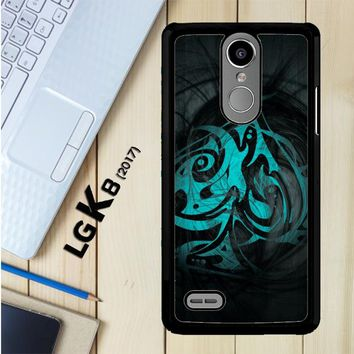 Blue Ace Of Spades R0103 LG K8 2017 / LG Aristo / LG Risio 2 / LG Fortune / LG Phoenix 3 Case