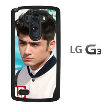 Zayn Malik One Direction Signature 1D X0040 LG G3 Case