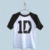 Raglan T-Shirt - One Direction Logo