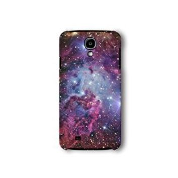 Samsung Galaxy S4 Case, Galaxy Nebula Pattern 3d-sublimated, Mobile Accessories.