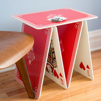 ModCloth Dorm Decor A La Card Accent Table