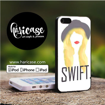 Taylor Swift Mural Watercolour iPhone 5 | 5S | SE Cases haricase.com