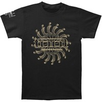Tool Men's  Spectre Spiral Vicarious T T-shirt Black