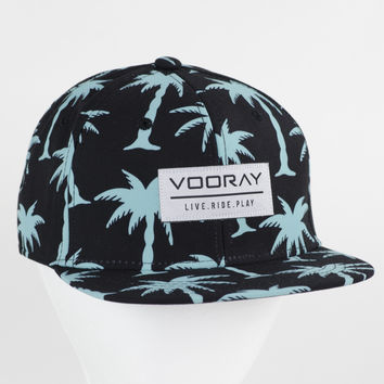 Vooray Palmer Snapback Hat Black