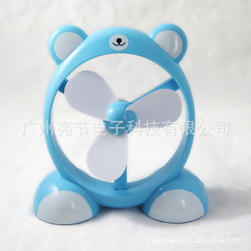 Cartoons Animal Mini Fan [6282925062]