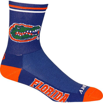 Florida Gators NCAA Cycling Socks (Large-X-Large)