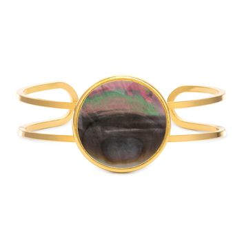 Kelsey Cuff in Tahiti Mother of Pearl