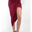 Knotty Satisfaction High-Low Skirt (more colors)