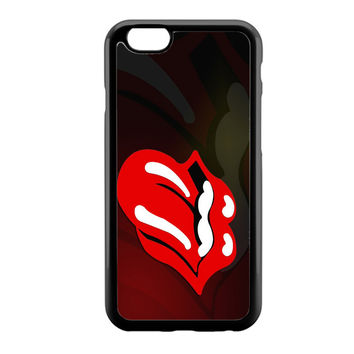 The Rolling Stones band logo iPhone 6 Case