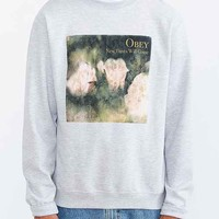 OBEY New Time Will Come Fleece Sweatshirt