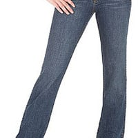 Wrangler Women's Q-Baby Ultimate Stretch Riding Jeans in Tuff Buck - WRQ20TB